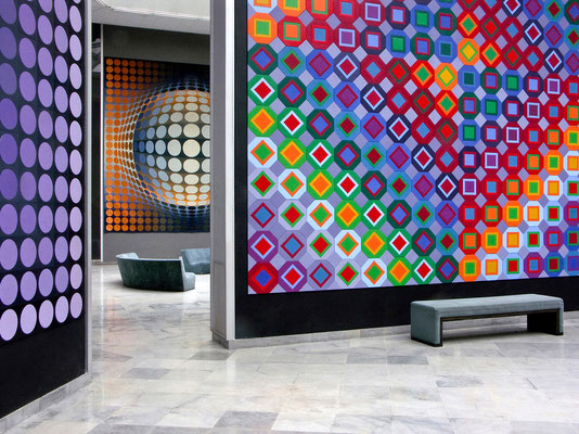 FONDATION VASARELY © jcLETT