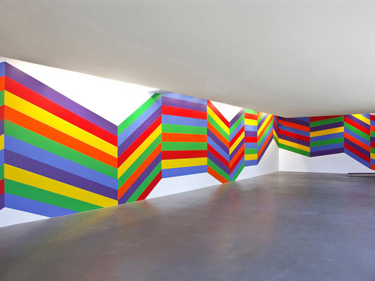 Sol LeWitt ( COLLECTION LAMBERT ) © jcLett