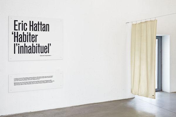 Éric Hattan, FRAC PACA © Jeanchristophe Lett