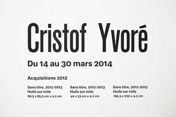 Cristof Ivoré © Jeanchristophe Lett, Frac Paca