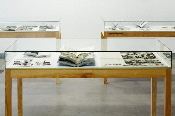 Le Pas et la Page, Frac Paca © Jeanchristophe Lett