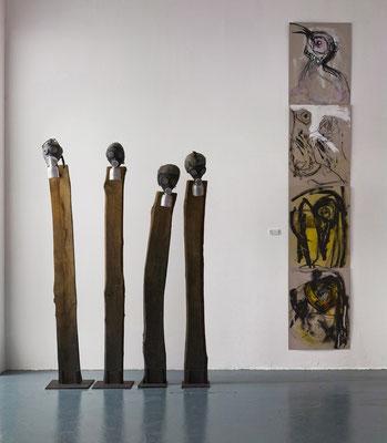 galerie de Privas pour le MUSÉE DE GAP © jcLett