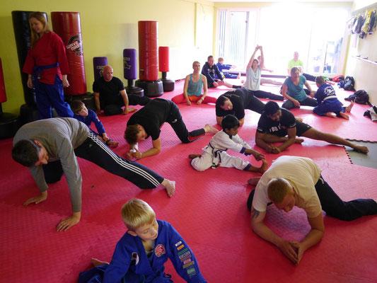 Kinder Kampfsport in Münster