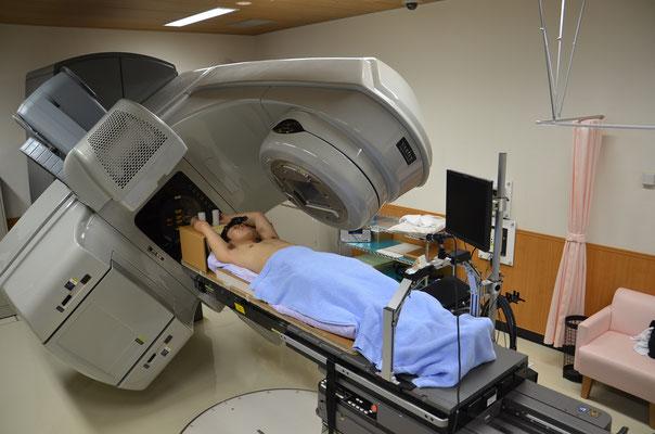 大腸癌に対する放射線治療