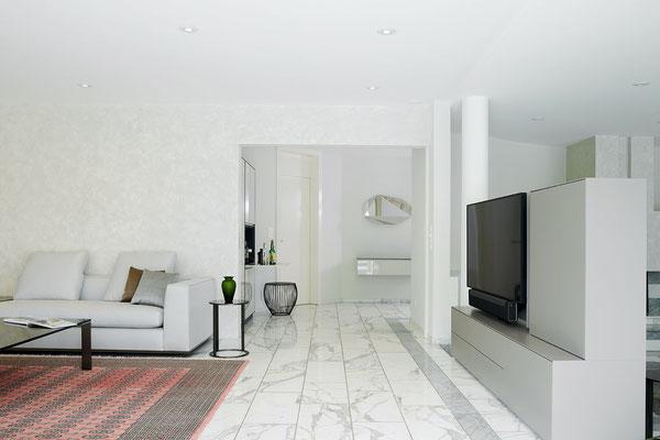 Villa Watt, Living