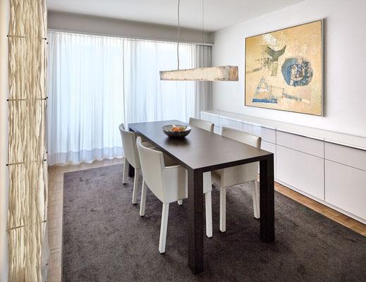 5,5-Zimmer-Wohnung Höngg Dining