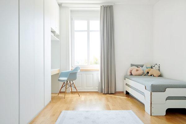 Gästezimmer 5 Zimmerwohnung Zürich