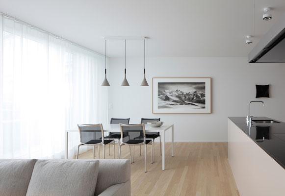 Penthouse Zürich Dining