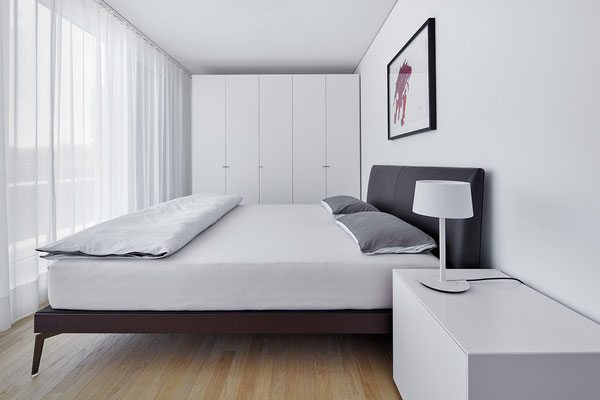 Schlafzimmer Penthouse
