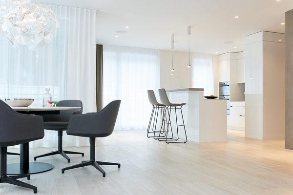 6-Zimmer Wohnung Walenstadt Dining