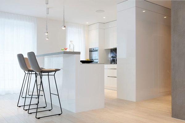 6-Zimmer-Wohnung Walenstadt, Küche