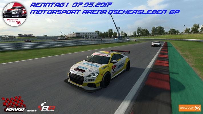 Audi Sport TT Cup - Renntag 1 Oschersleben