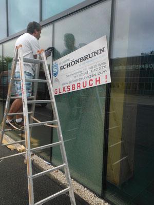 Welser Glasbruch Service Hotline www.Schoenbrunnglas.com