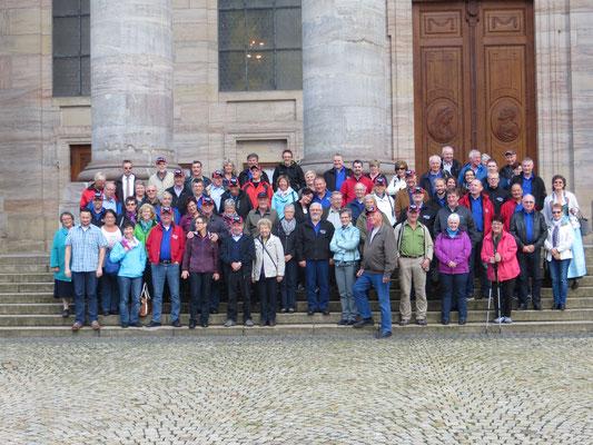 Gruppenfoto Reise Schwarzwald