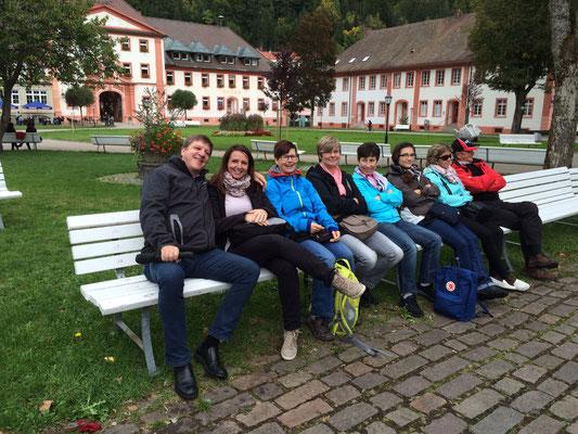 Zuschauer Reise Schwarzwald (Groupies?)