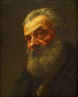 Портрет старика (1)