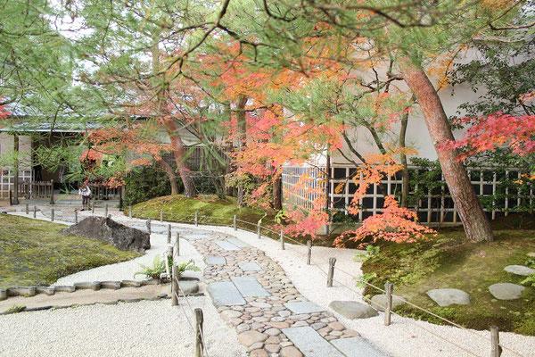 足立美術館 (秋)