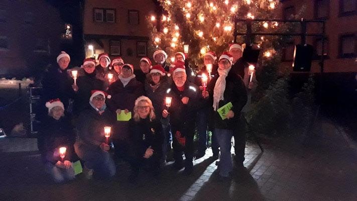 Gruppe Flash vom Gesangverein Konkordia Gochsheim