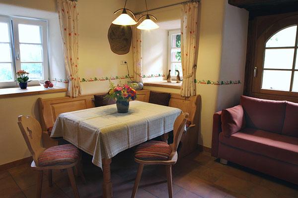 FeWo Lindenblüte, Wohnzimmer