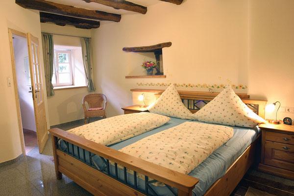 FeWo Lindenblüte, Schlafzimmer