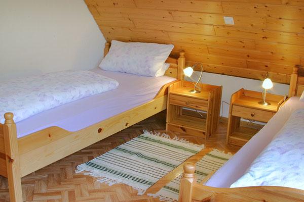 FeWo Vogelsang verfügt über drei Schlafzimmer