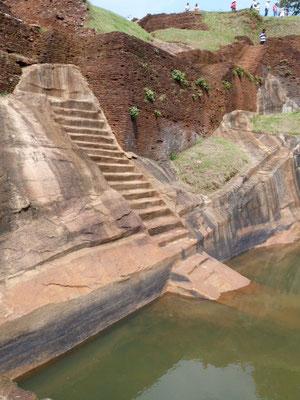 Bewässerungstanks aus dem 6. Jahrhundert