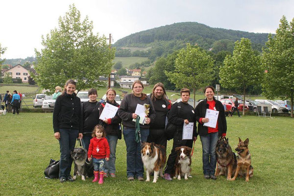 Unsere Truppe!