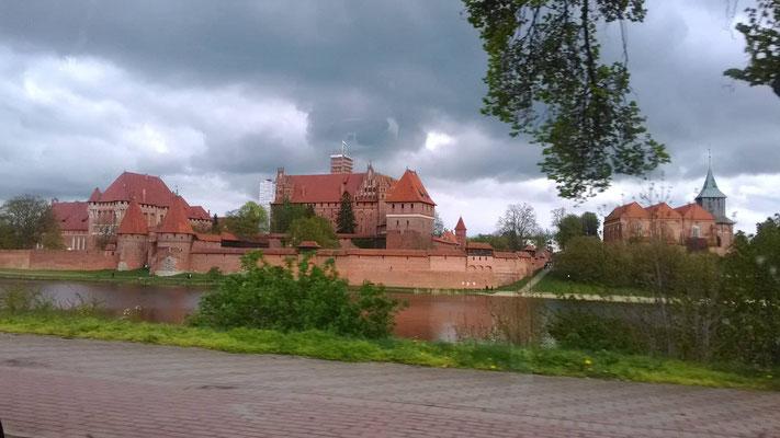 Marienburg an der Nogat
