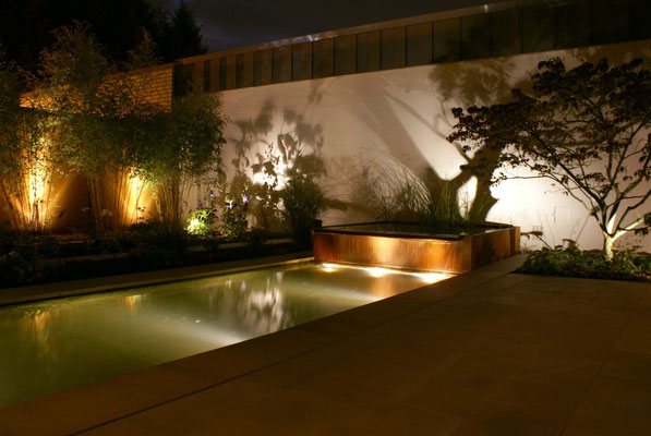 Gartenbeleuchtung Niedervolt