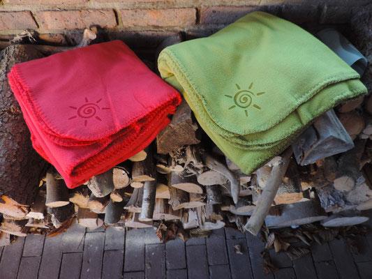 Original Flauschy - Günstige Fleecedecken in verschiedenen modernen Farben