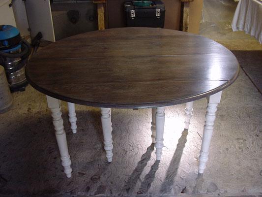 table aprés