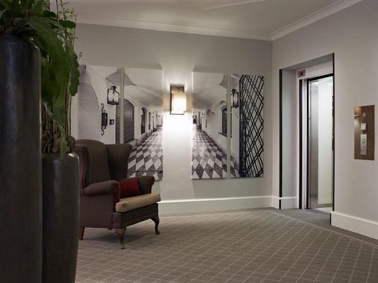 Platzl Hotel München, Axminster