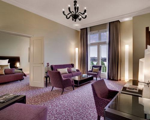 Hotel Atlantic Kempinski Hamburg, Axminster Teppich