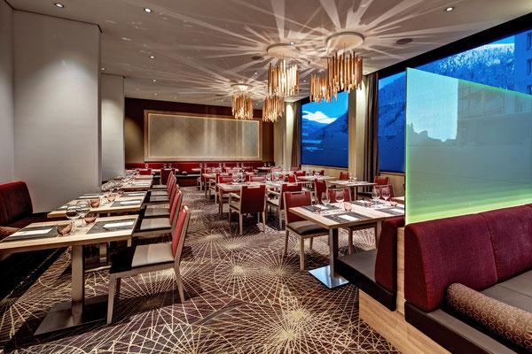 Hilton Garden Inn Davos, Axminster Teppich