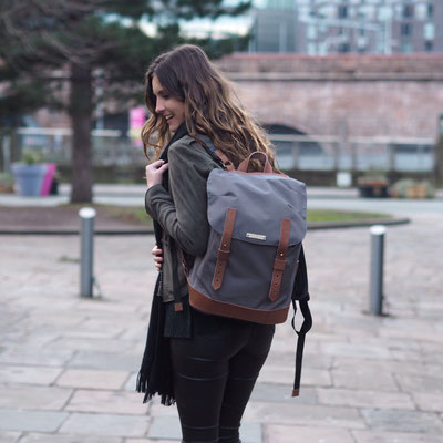 Margelisch canvas Rucksack Andor in London