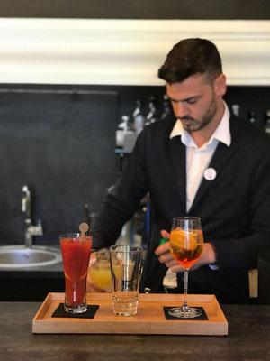 Le Bar du Hameau des Baux