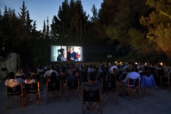 L'Estival du Hameau, concerts et cinéma en plein air à Paradou