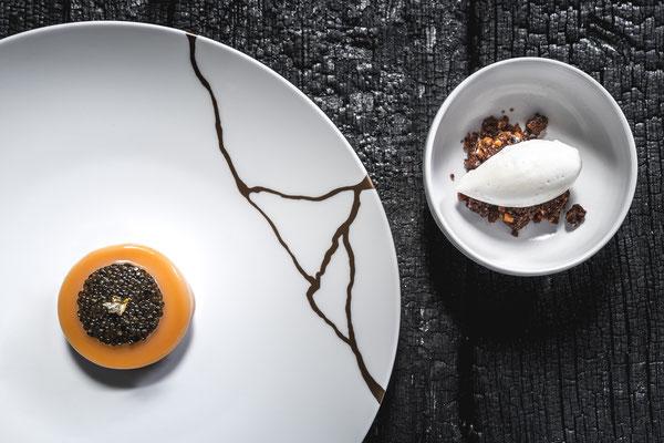 Cicada, la Table du Hameau, par Christophe Chiavola
