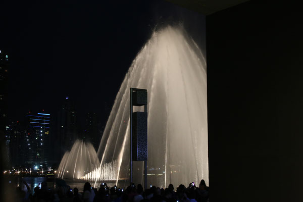 Dubai Wasserspiele