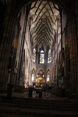 Augustinermuseum und Kathedrale Freiburg