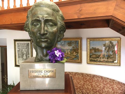 Chopin Museum -Valldemossa-