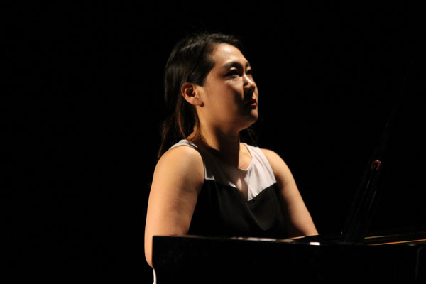 Konzert in Saal Zeit.Areal Lahr Nayoung Choi