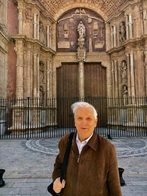 Prof. Kazimierz Gierżod Kathedrale Palma