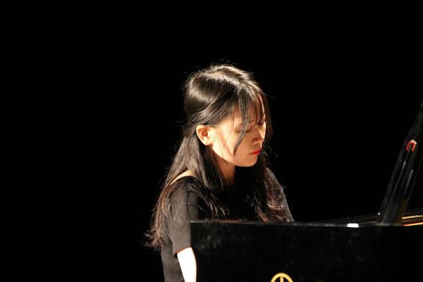 Konzert in Saal Zeit.Areal Lahr Jueun Heo