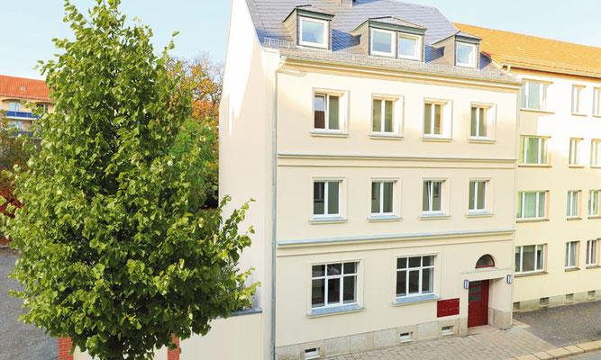 Krausenstraße 5 – Plauen