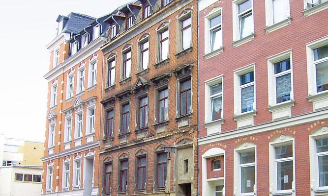 Schillerstraße 34 – Vor der Sanierung