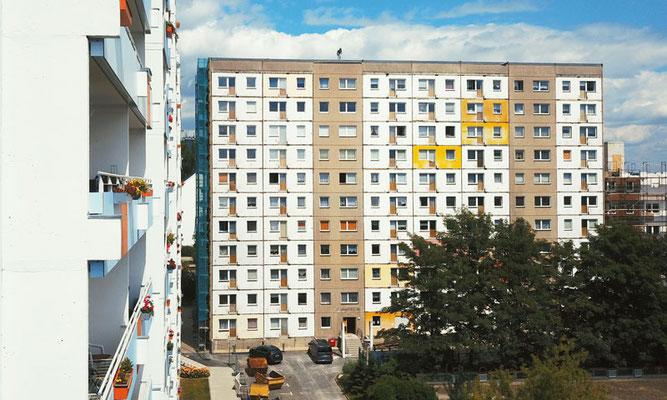 Tischendorfstraße 19/21 – vor der Sanierung