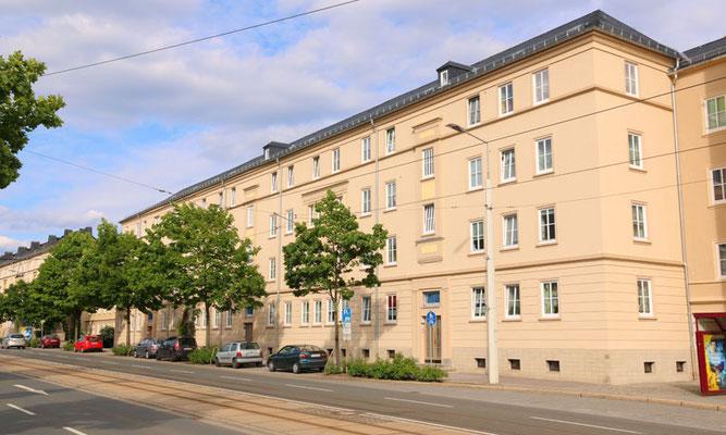 August-Bebel-Straße 4–8 – Plauen