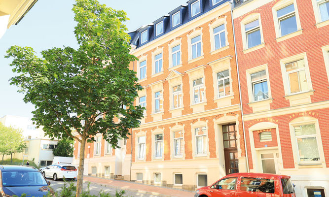 Schillerstraße 34 – Fassade