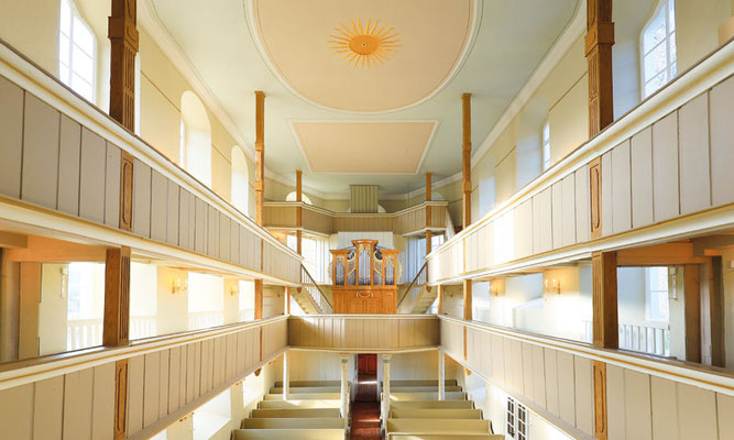 St. Nikolaikirche – Rodau